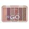 Lamel professional Набор теней для век Eye Colors to GO №401 Вид1