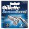 Gillette сменная кассета Sensor Excel, 5 шт Вид1