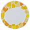 PACLAN Decor Тарелка бумажная 230мм 12шт цветная/5 Вид1