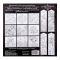 """Раскраска антистресс, альбом """"Цветочное наслаждение"""" 20 стр. Вид5"""