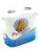РУСАЛОЧКА туалетная бумага белая 2сл 4рулона Вид1