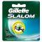 GILLETTE кассеты SLALOM 3шт со смазывающей полоской (530/133/169) Вид1