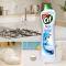 CIF Крем чистящий, 250 мл Active Fresh(белый) Вид4