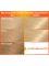 Garnier стойкая питательная крем-краска для волос Color Naturals, тон 10, Белое солнце, 110 мл Вид4