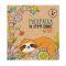 Раскраска на крафт-бумаге Сказочные джунгли, 4 листа, артикул: 50238 Вид1