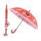 Зонт детский Полет в лето, полуавтоматический, артикул: FX24-46 Вид1