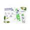 Fa Аэрозоль дезодорант-антиперспирант Натуральная свежесть, аромат белого чая, 48 ч, 150 мл Вид6