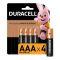 Duracell элемент питания AAA Mn2400 b4, 4 шт Вид1
