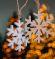 """Елочное украшение """"снежинка"""" в асс.,разм.19x19x1см DH8021160/4 Вид1"""