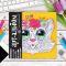 """Раскраска антистресс, альбом """"Таинственный мир зверей"""" 20 стр. Вид1"""