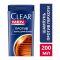 CLEAR NUTRIUM Шампунь для мужчин против перхоти Против выпадения волос для ослабленных волос, 200 мл Вид4