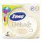 ZEWA DELUXE туалетная бумага 3-х слойная 4шт Aroma Spa Вид1