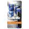 GILLETTE стайлер FUSION Pro Glide Styler (1 смен.кассета + 3 насадки для моделирования  бороды/усов) Вид1