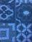Коврик Shahintex Loop Italiano 50x100 см, синий, артикул: 452435 Вид1