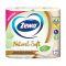ZEWA NATURAL SOFT Туалетная Бумага 4-х сл. 4 рул. Вид1