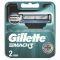 GILLETTE кассеты MACH3 2шт (665/369/603) Вид1