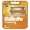 GILLETTE кассеты FUSION, 4 шт Вид1