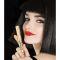 VS Тушь для ресниц Mascara Volumateur Artistique Cabaret premiere супер-объем т.02 синий Вид2