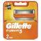 GILLETTE кассеты FUSION, 2 шт Вид1