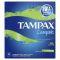 TAMPAX тампоны 8шт COMPAK SUPER  TM952 Вид1