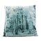 CAL201540 подушка декоративная, из вельвета (100% полиэстер), разм. 45x45cm, с фото принтом в ассорт Вид1