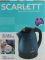 Чайник SCARLETT, SC - 229, пластик, 1850-2200Вт, 1.8л, Два индикатора уровня воды, Вращение на 36 Вид1