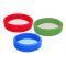 Бассейн Bestway надувной Play, d=102см h=25см круглый 101л, запл д/ремонта, 3цвета арт.51024 Код2463 Вид2