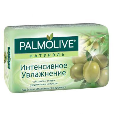 PALMOLIVE FTR22533 мыло Naturals 90гр Олива и Молочко (Интенсивное увлажнение)