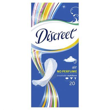 Alldays прокладки Discreet Дышащие, 20 шт