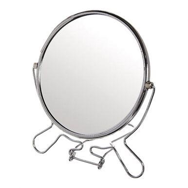 """Зеркало настольное """"Модерн"""" круг, одностороннее d17см."""