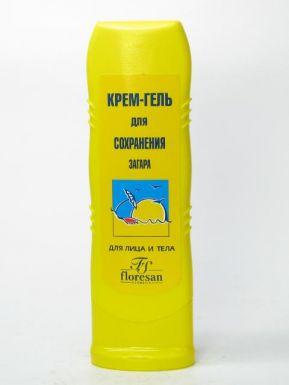 Ф109(н) Крем-гель д/сохранения загара 125мл