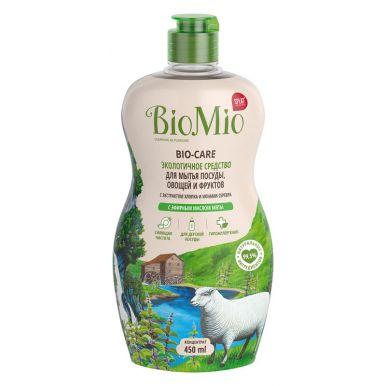 BioMio 450мл Bio-Care ср-во д/пос. Без запаха