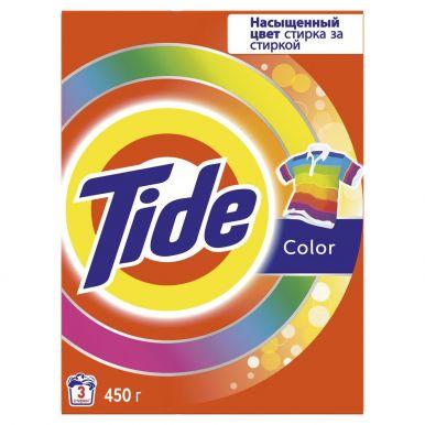 Tide стиральный порошок Automat Color, 450 гр