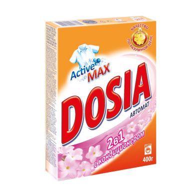 DOSIA стиральный порошок automatic 400/440гр  2 в 1/22__