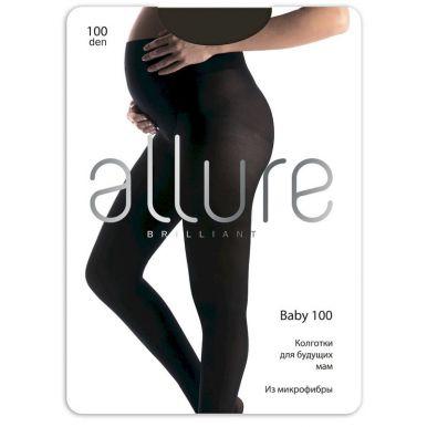 ОСКО BABY 100 Колготки жен для беременных BABY 100 (2,nero/черный)