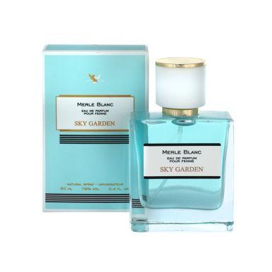 """Парфюмерная вода для женщин Merle le Blanc """"Sky Garden"""" 50 мл"""
