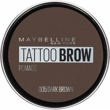 MAYBELLINE Помадка д/бровей Tatto Brow 005 т.корич