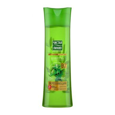 Чистая Линия шампунь Крапива для всех типов волос, 400 мл