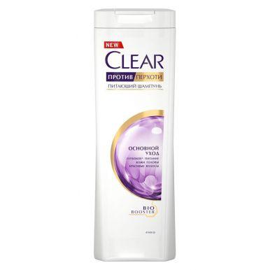 CLEAR NUTRIUM Шампунь 400мл Основной Уход