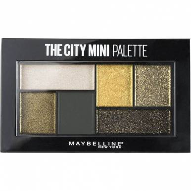 Maybelline палетка теней для глаз The City Mini, тон 420, Urban Jungle, 6 г