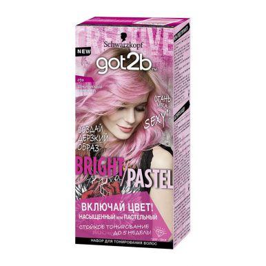 GOT2B BRIGHT/PASTEL Тонирующий бальзам 093 Шокирующий розовый