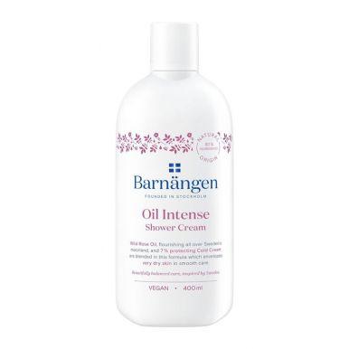 BARNANGEN Крем-гель для душа Интенсивный уход с маслом для очень сухой кожи