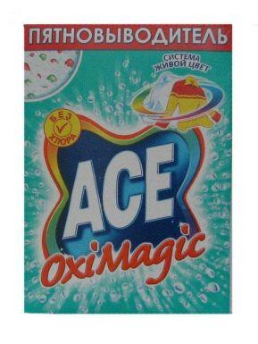 ACE Пятновыводитель Oxi Magic 500г COLOR