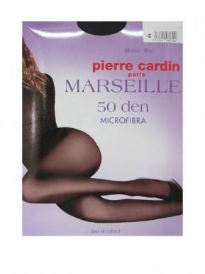Pierre Cardin колготки MARSEILLE 50 р.3 цвет NERO