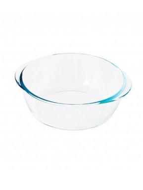 208P000/5046 PYREX Блюдо круглое с крышкой Smart cooking 26см