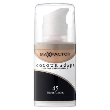 MAX FACTOR Крем тональный COLOUR ADAPT тон-45