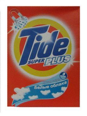 TIDE стир. порошок 400г Белые облака Орион/Для белого и цветного