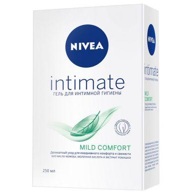 Nivea гель для интимной гигиены INTIMO NATURAL, 250 мл 80
