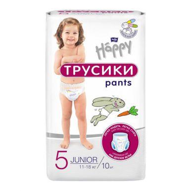 BELLA Baby Happ Подгузники-трусики Junior 10 шт./уп.