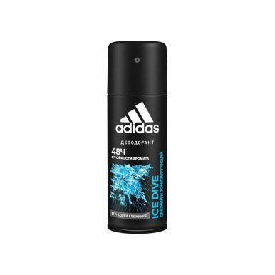 ADIDAS Дезодорант спрей Ice Dive муж.150мл